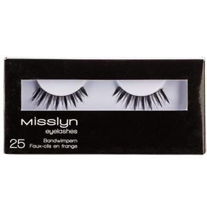 Misslyn - Wimpern - Eyelashes 25