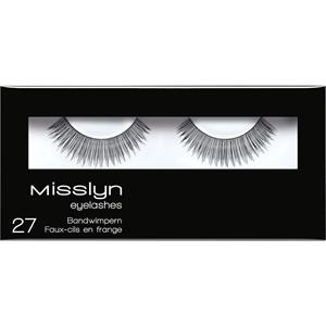Misslyn - Wimpern - Eyelashes 27