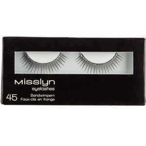 Misslyn - Wimpern - Eyelashes 45