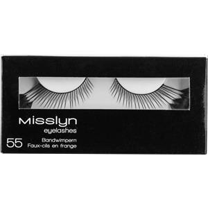 Misslyn - Wimpern - Eyelashes 55