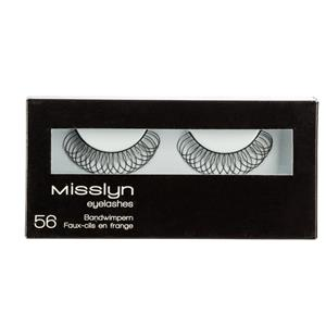 Misslyn - Wimpern - Eyelashes 56