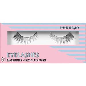 Misslyn - Lashes - Eyelashes 61