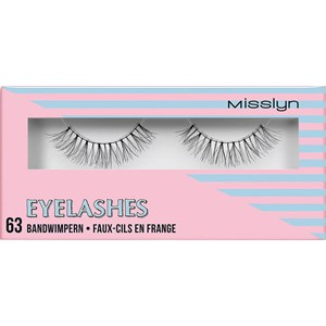 Misslyn - Wimpern - Eyelashes 63