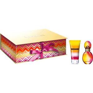 Image of Missoni Damendüfte Missoni Geschenkset Eau de Toilette Spray 30 ml + Body Lotion 50 ml 1 Stk.