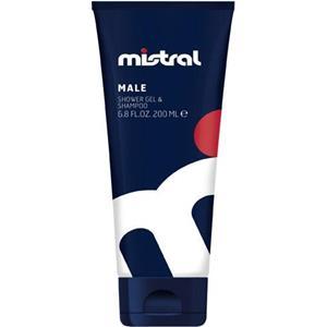 Mistral - Mistral Man - Hair & Body Shampoo