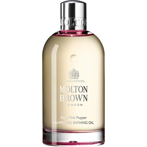 Molton Brown - Bath Oils & Salts - Fiery Pink Pepper Pampering Bathing Oil