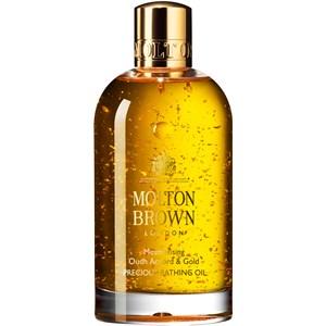 Molton Brown - Bath Oils & Salts - Mesmerising Oudh Accord & Gold Precious Bathing Oil