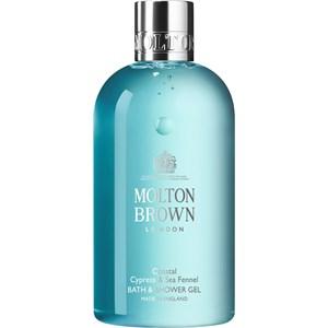 Molton Brown - Bath & Shower Gel - Coastal Cypress & Sea Fennel Bath & Shower Gel