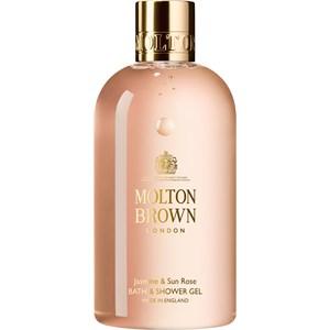 Molton Brown - Bath & Shower Gel - Jasmine & Sun Rose Bath & Shower Gel