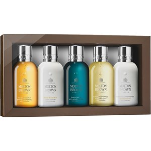 Molton Brown - Bath & Shower Gel - The Body & Hair Travel Collection