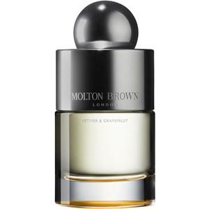 Molton Brown - Damendüfte - Vetiver & Grapefruit Eau de Toilette Spray