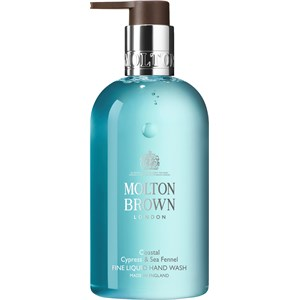 Molton Brown - Hand Wash - Coastal Cypress & Sea Fennel Fine Liquid Hand Wash