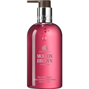 Molton Brown - Hand Wash - Fiery Pink Pepper Fine Liquid Hand Wash