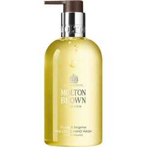 Molton Brown - Hand Wash - Orange & Bergamot Fine Liquid Hand Wash