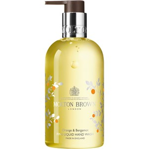 Molton Brown - Hand Wash - Orange & Bergamot Limited Edition Fine Liquid Hand Wash