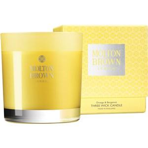 Molton Brown - Kerzen - Orange & Bergamot Three Wick Candle