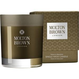 Molton Brown - Kerzen - Tobacco Absolute Single Wick Candle