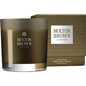 Molton Brown - Kerzen - Tobacco Absolute Three Wick Candle