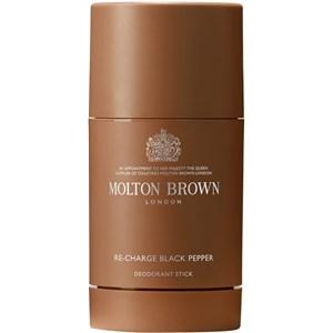 Molton Brown - Körperpflege - Re-charge Black Pepper Deodorant Stick