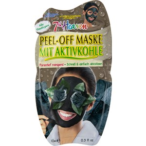 Montagne Jeunesse - Gesichtspflege - Charcoal Peel-Off Mask