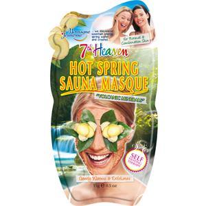 Montagne Jeunesse - Facial care - Hot Spring Sauna Masque