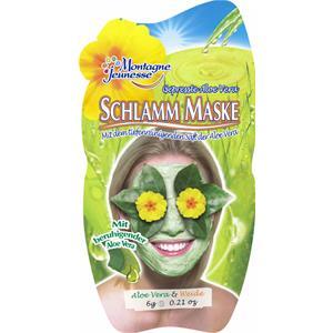 Montagne Jeunesse - Facial care - Schlamm Maske Aloe Vera