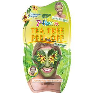 Montagne Jeunesse - Facial care - Tea Tree Peel-Off Mask