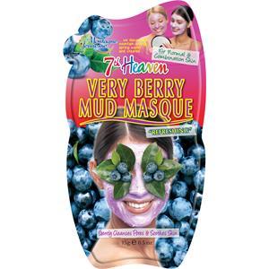 Montagne Jeunesse - Facial care - Very Berry Mud Masque