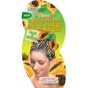 Montagne Jeunesse - Haarpflege - Hair & Roots Pulped Papaya Rescue Masque