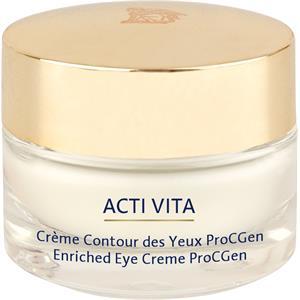 Monteil - Acti-Vita - Enriched Eye Creme ProCGen