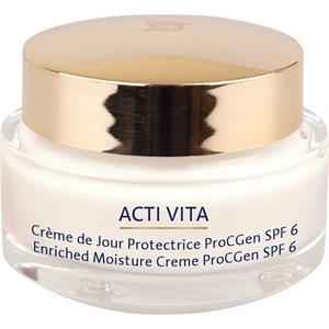 Monteil - Acti-Vita - Enriched Moisture Creme ProCGen SPF 6