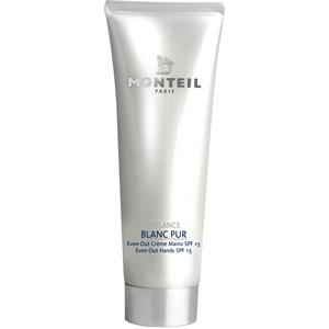Monteil - Perlance Blanc Pur - Even Out Hands SPF 15