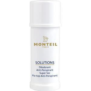 Monteil - Solutions Corps - Super Sec Flo-Top Anti-Perspirant