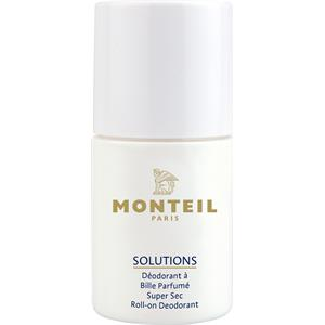 Monteil - Solutions Corps - Super Sec Roll-On Deodorant