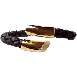 Moov Street - Classic Gold Collection - Armband Schwarz