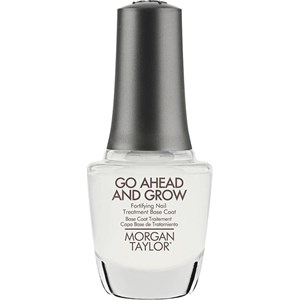 Morgan Taylor - Nail Polish - Nail Strengthener & Grow Base Coat