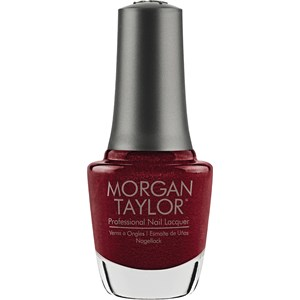 Morgan Taylor - Nagellack - Red Collection Nagellack