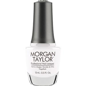 Morgan Taylor - Nagellack - White & Nude Collection Nagellack
