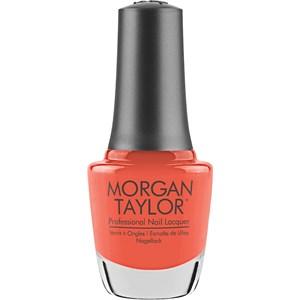 Morgan Taylor - Nail Polish - Yellow & Orange Collection Nail Polish