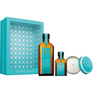 Moroccanoil - Behandlung - Home & Away Set