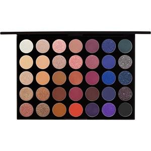Morphe - Augen - Stunning Vibes Eyeshadow Palette