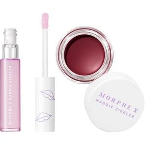 Morphe - Teint - X Maddie Ziegler Berry Good Geschenkset