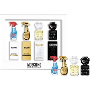 Moschino - Gold Fresh Couture - Gift Set
