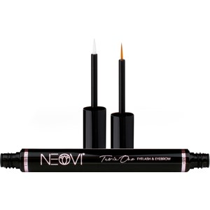 NEOVI - Augenpflege - Two In One Eyelash & Eyebrow Activating Serum
