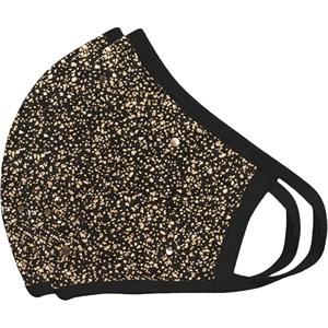NEQI - Face masks - Gesichtsmaske Xmas Bronce S-M