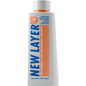 NEW LAYER - Sun Cream - Pro Vitamin D High Performance Sunscreen SPF 30