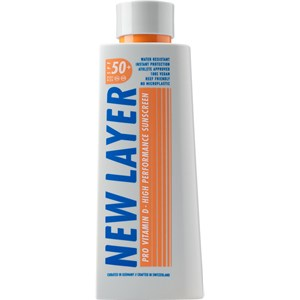 NEW LAYER - Sonnencreme - Pro Vitamin D High Performance Sunscreen SPF 50+