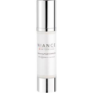 NIANCE - Moisturizer - Complete Whitening Fluid SPF 50
