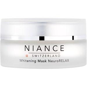 NIANCE - Mask - Neurorelax Whitening Mask
