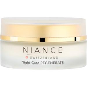NIANCE - Day & night care - Regenerate Night Care